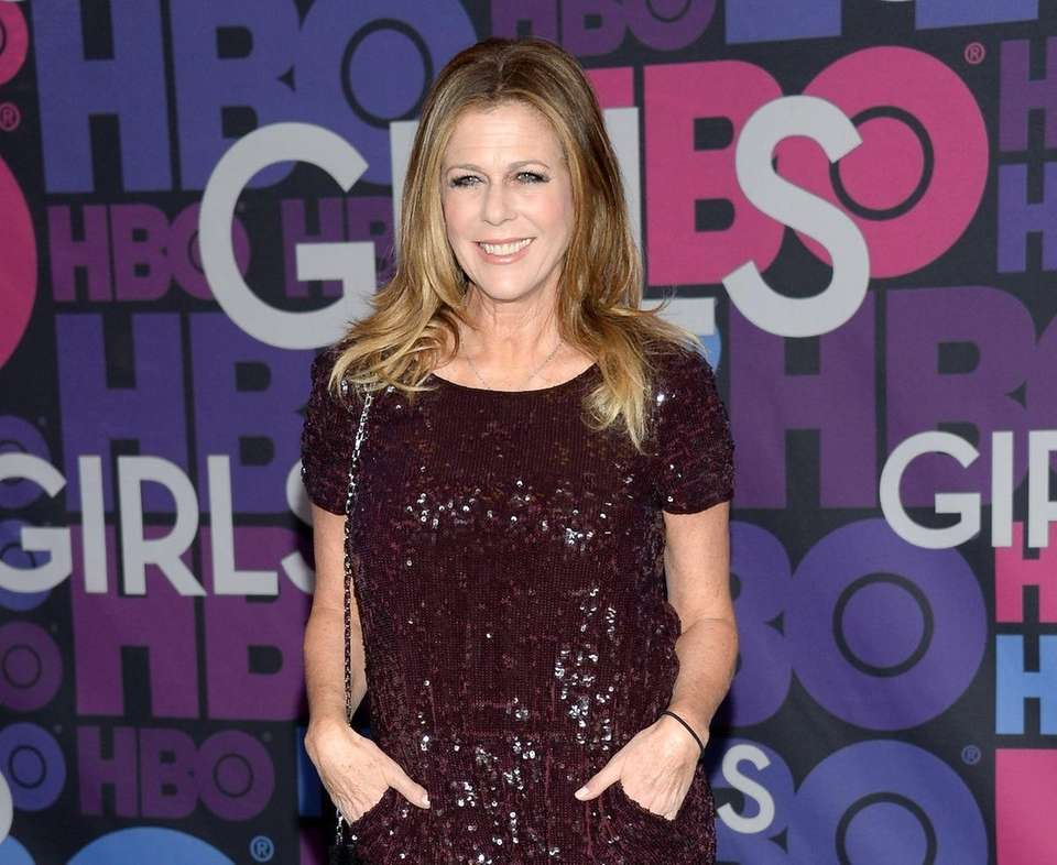 Rita Wilson, actress, performer and producer (and spouse