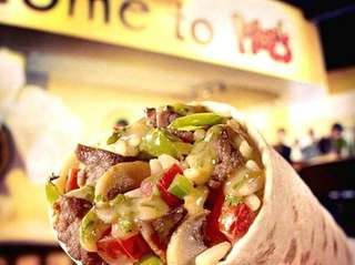 Moe's Southwest Grill recently launched its $3 Burrito