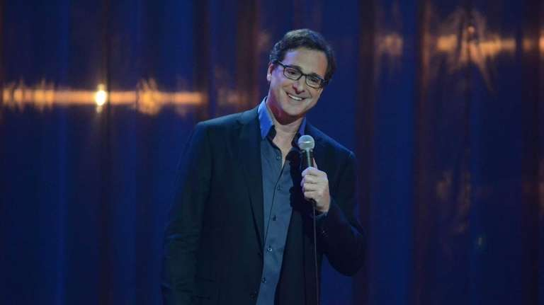 Comedian Bob Saget will perform at the NYCB