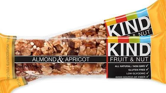 The Kind Fruit & Nut Almond & Apricot