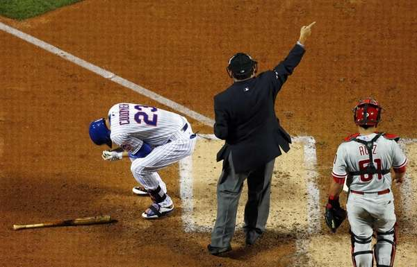 Michael Cuddyer #23 of the New York Mets