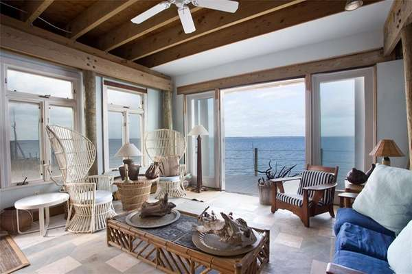 This Hampton Bays property for $1.25 million features