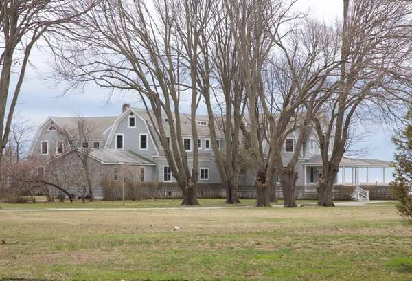 The Center Moriches house on Sedgemere Road, once
