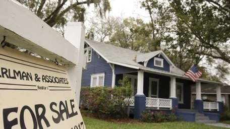 Nassau County's housing market roared to life in