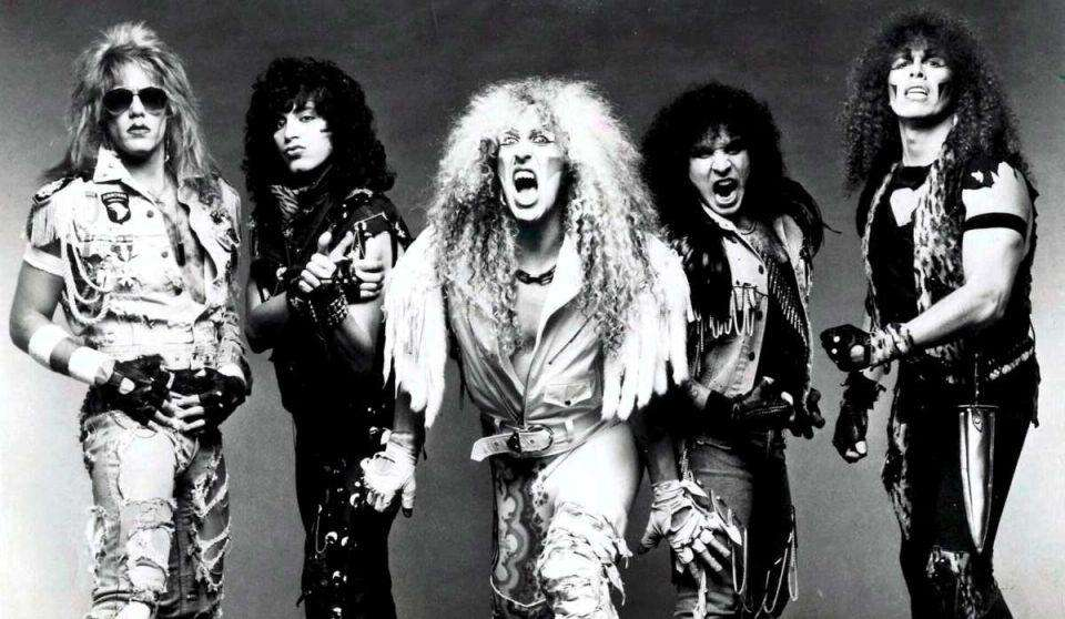 In the late 1970s-80s, Twisted Sister performed at