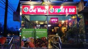 Chef Wang is a new Chinese restaurant (with