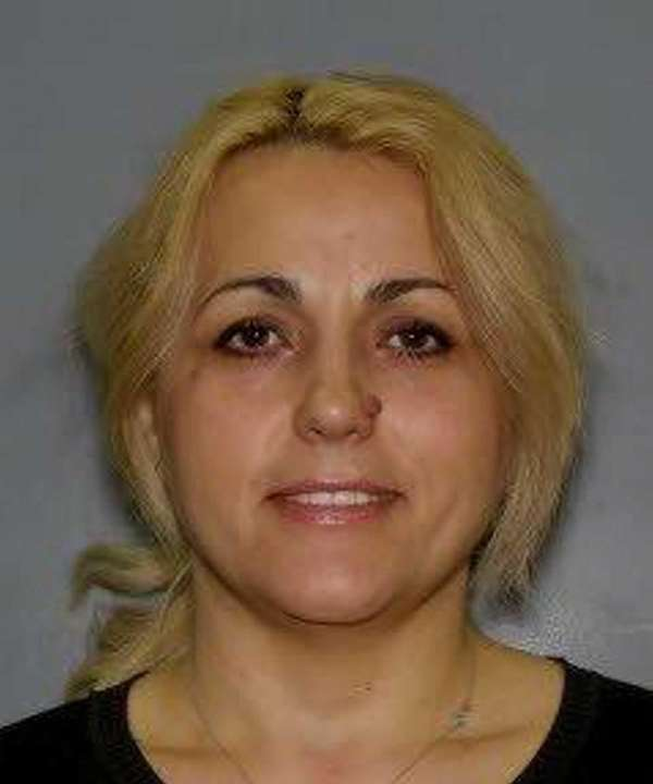 Valbona Yzeiraj, 45, who claimed to have received