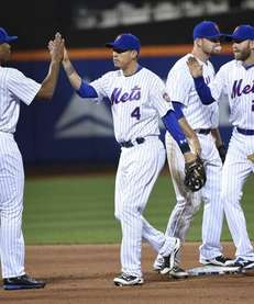 The New York Mets, including Jeurys Familia, Wilmer