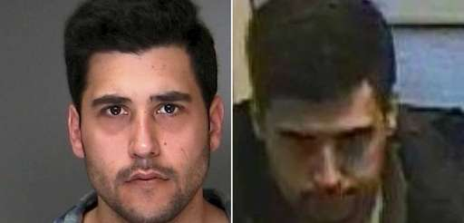 Max Schneider, 26, of Miller Place, was arrested