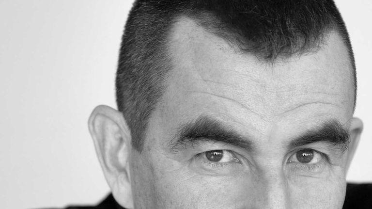 Israeli journalist Ari Shavit reads from