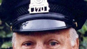John Plunkett Lundergan, a former police officer, police