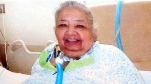 An undated photo of Aurelia Rios, 72, who