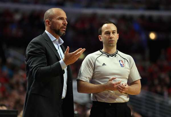 Head coach Jason Kidd of the Milwaukee Bucks