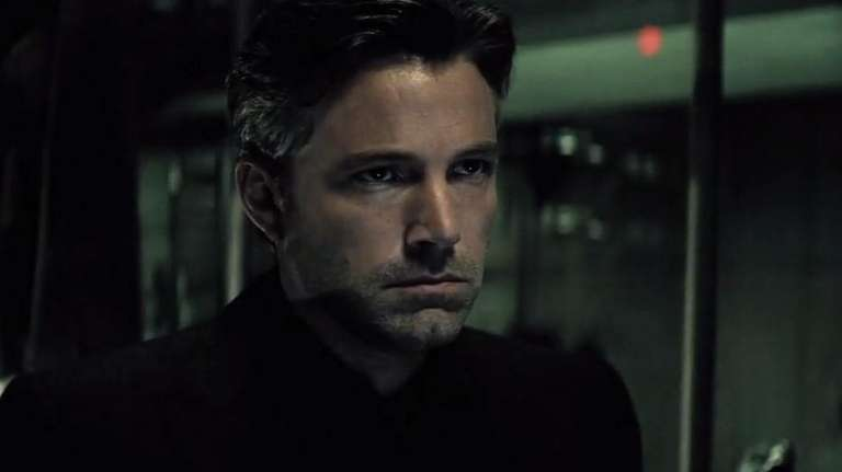 Ben Affleck appears in the first trailer for
