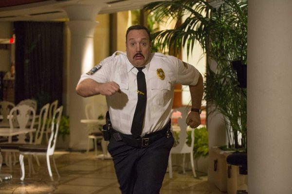 Paul Blart (Kevin James) in