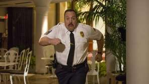 "Paul Blart (Kevin James) in ""Paul Blart: Mall"