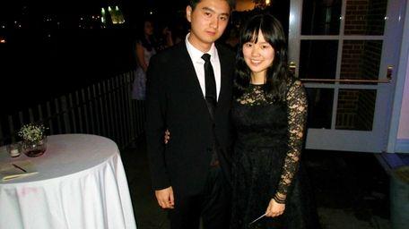 Knox School senior Yiyin Nan, 18, and her