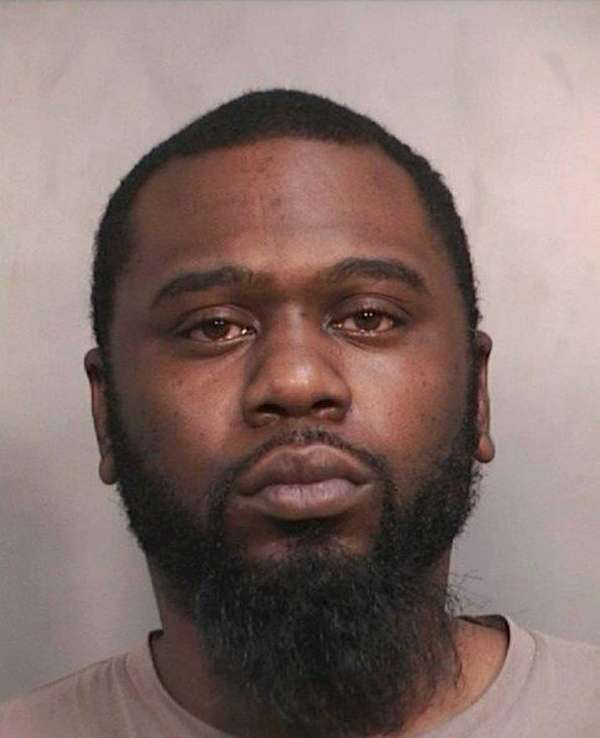 Christopher Lide, 32, of Hempstead, was arrested Saturday,