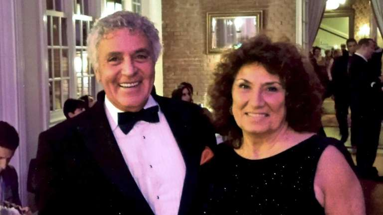 Victor and Rosalie Cipolla of Sag Harbor will