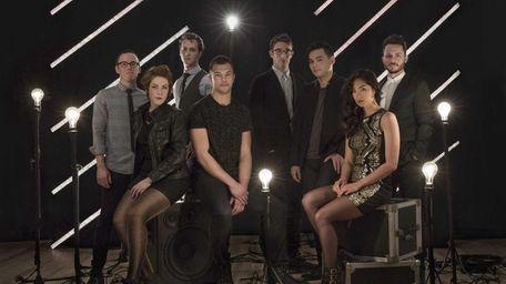 Brooklyn indie-rock band San Fermin.