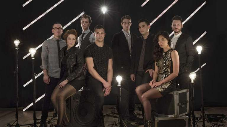 Brooklyn indie-rock band San Fermin.