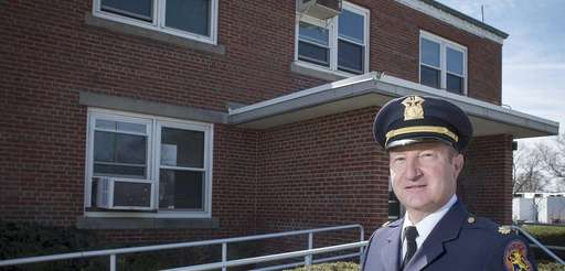 Nassau's Fifth Police Precinct Commander Deputy Inspector James