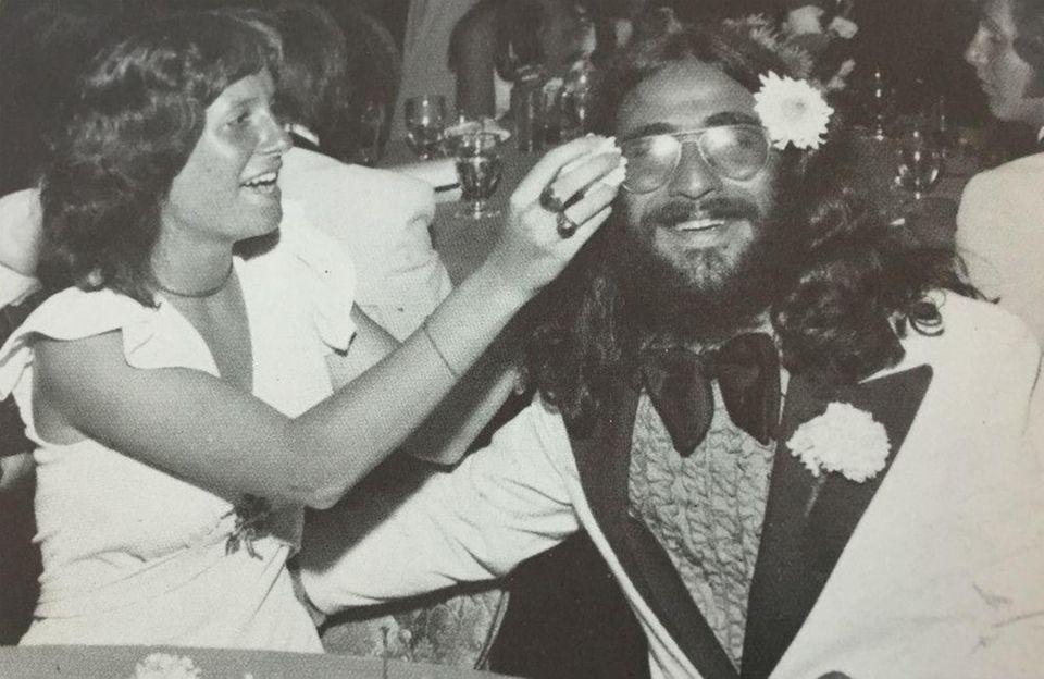 Farmingdale's Class of 1975 definitely channeled the fashion
