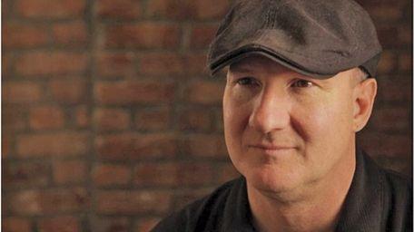 Steve Osborne, author of
