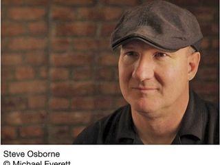 "Steve Osborne, author of ""The Job: True Tales"