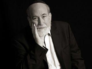 "Rabbi Joseph Telushkin, author of ""Rebbe: The Life"