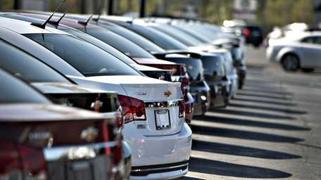 Buying or leasing a new or used car?