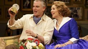 Douglas Sills as Vito de Angelis and Renee