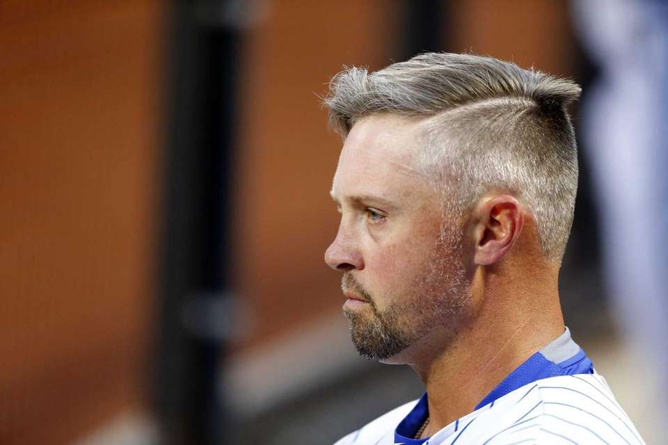 Michael Cuddyer has a hit in seven of