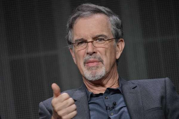 Garry Trudeau speaks onstage during the