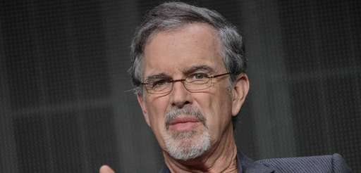 """Garry Trudeau speaks onstage during the """"Alpha House"""""""
