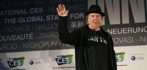 Predictions are that singer-songwriter Neil Young's forthcoming album
