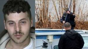 Kyle Konecny, 25, was arrested in a bank