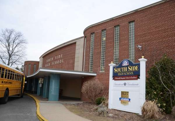 South Side High School in Rockville Centre was
