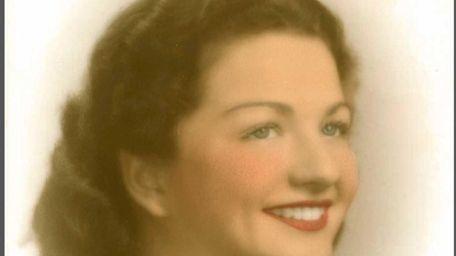 Elizabeth Stoothoff Miller, who grew up on her