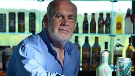 AriZona Tea co-founder Domenick Vultaggio, above, and his