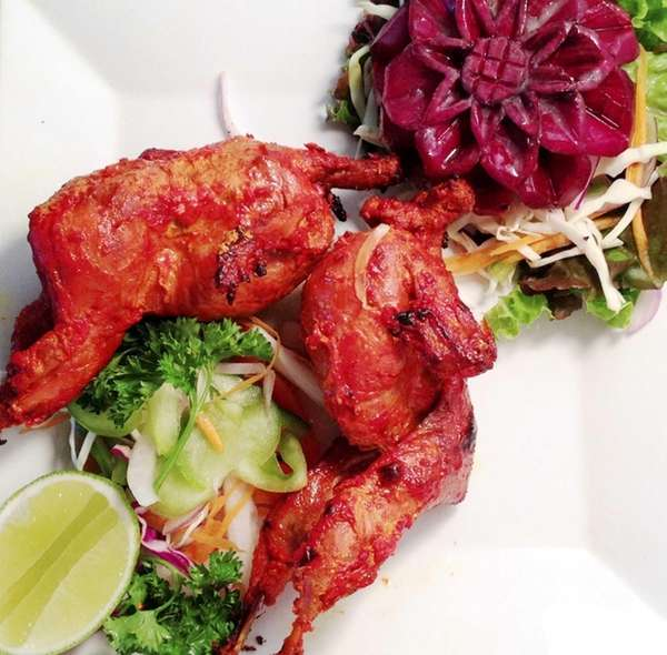 Tandoor Grill in Long Beach is a modern