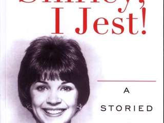 """Shirley, I Jest!: A Storied Life"" by Cindy"