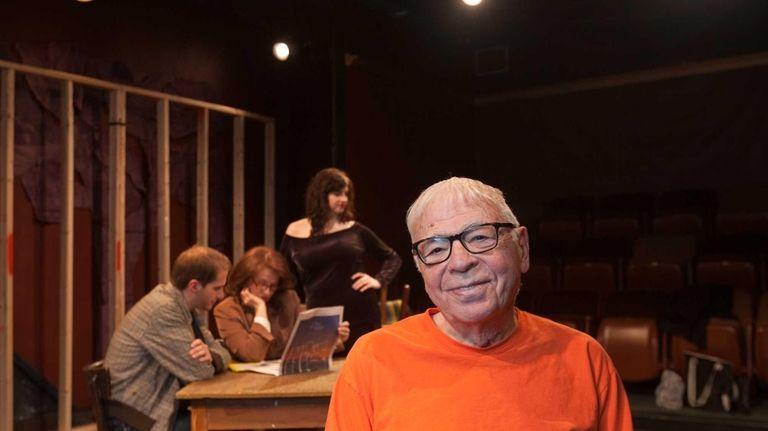 Al Meglin, 87, is having his one-act play