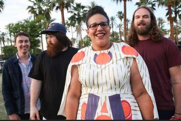 Alabama Shakes, from left, Heath Fogg, Zac Cockrell,