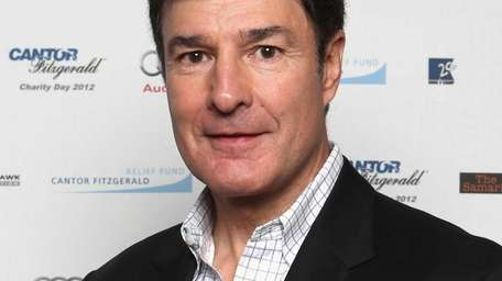 Hockey analyst Joe Micheletti's only day off from