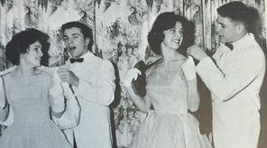 Chivalry was not dead in 1961, as two