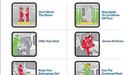 The MTA's Courtesy Counts, Manners Make a Better