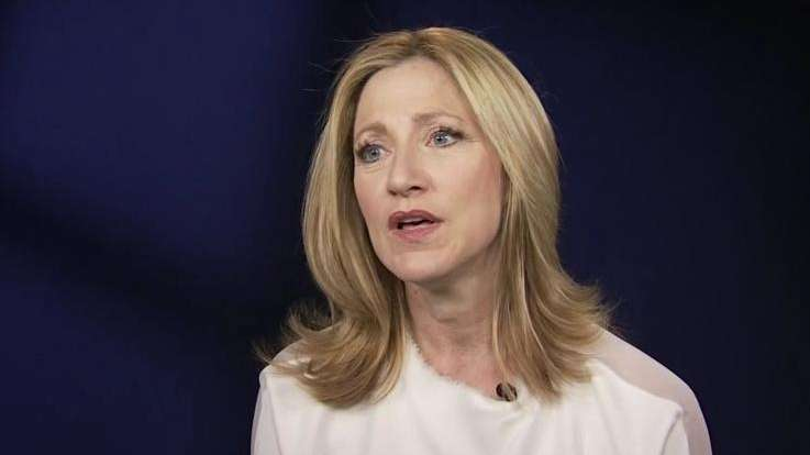 Actress Edie Falco discusses the seventh and final