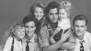 "The ""Full House"" cast, from left: Jodie Sweetin,"