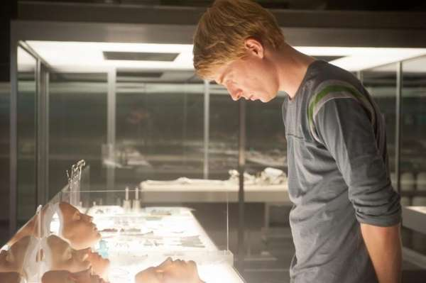 Domhnall Gleeson appears in a scene from